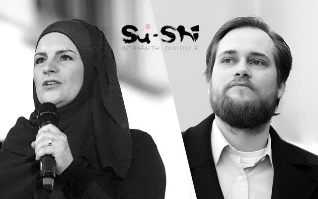 'Su-Shi' and interfaith dialogue with Anne Dijk and Arjen Buitelaar