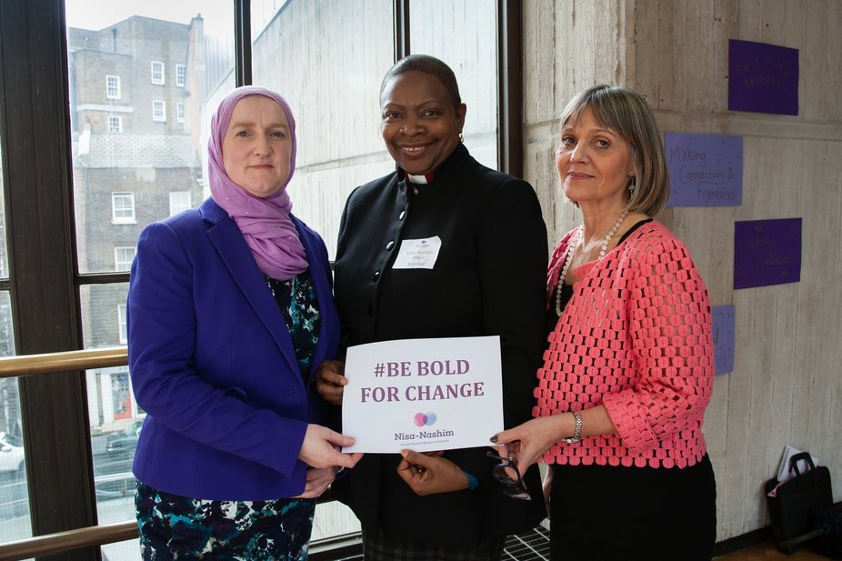Muslim and Jewish Women come together for International Women's Day