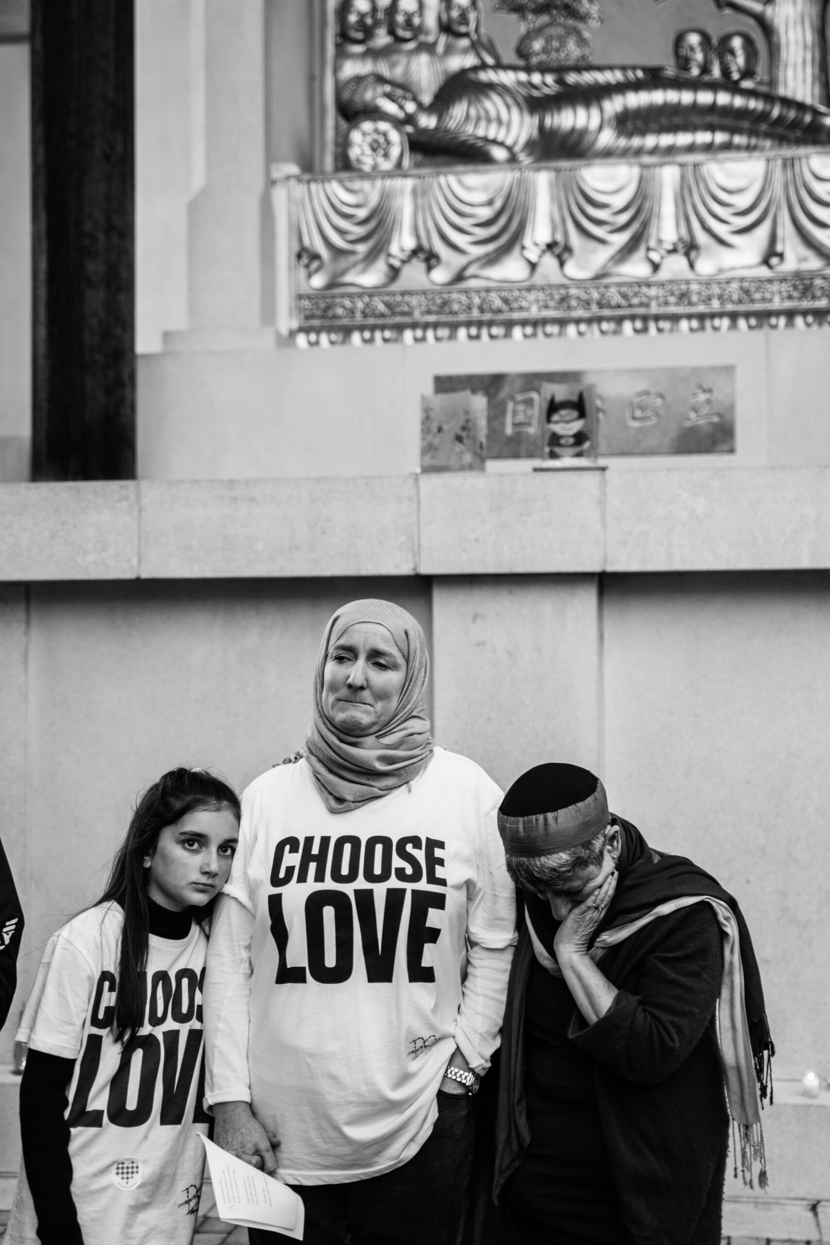 Women's Peace Tribute following London Bridge and Borough Market Attacks
