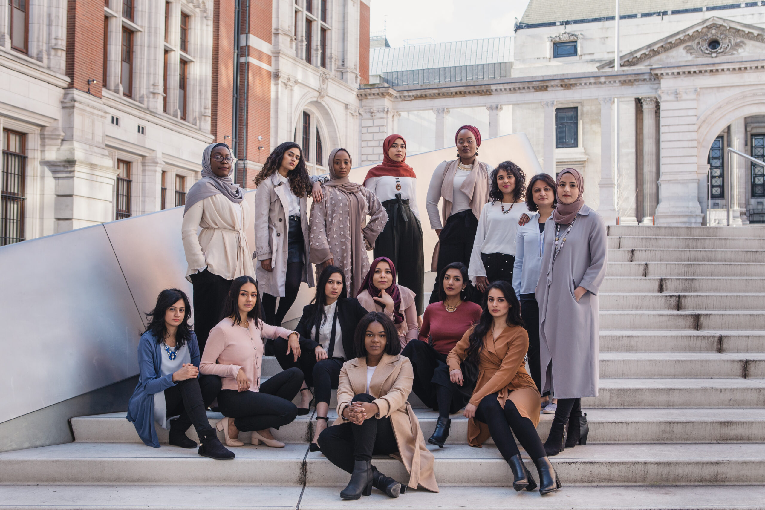 Trailblazing Muslim Women – introducing Zainab Khan and Maaria Lohiya