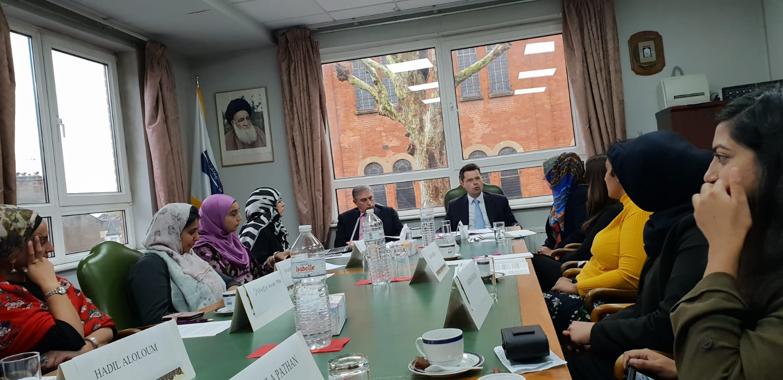 Roundtable on Islamophobia and Hate Crime during National Hate Crime Awareness Week