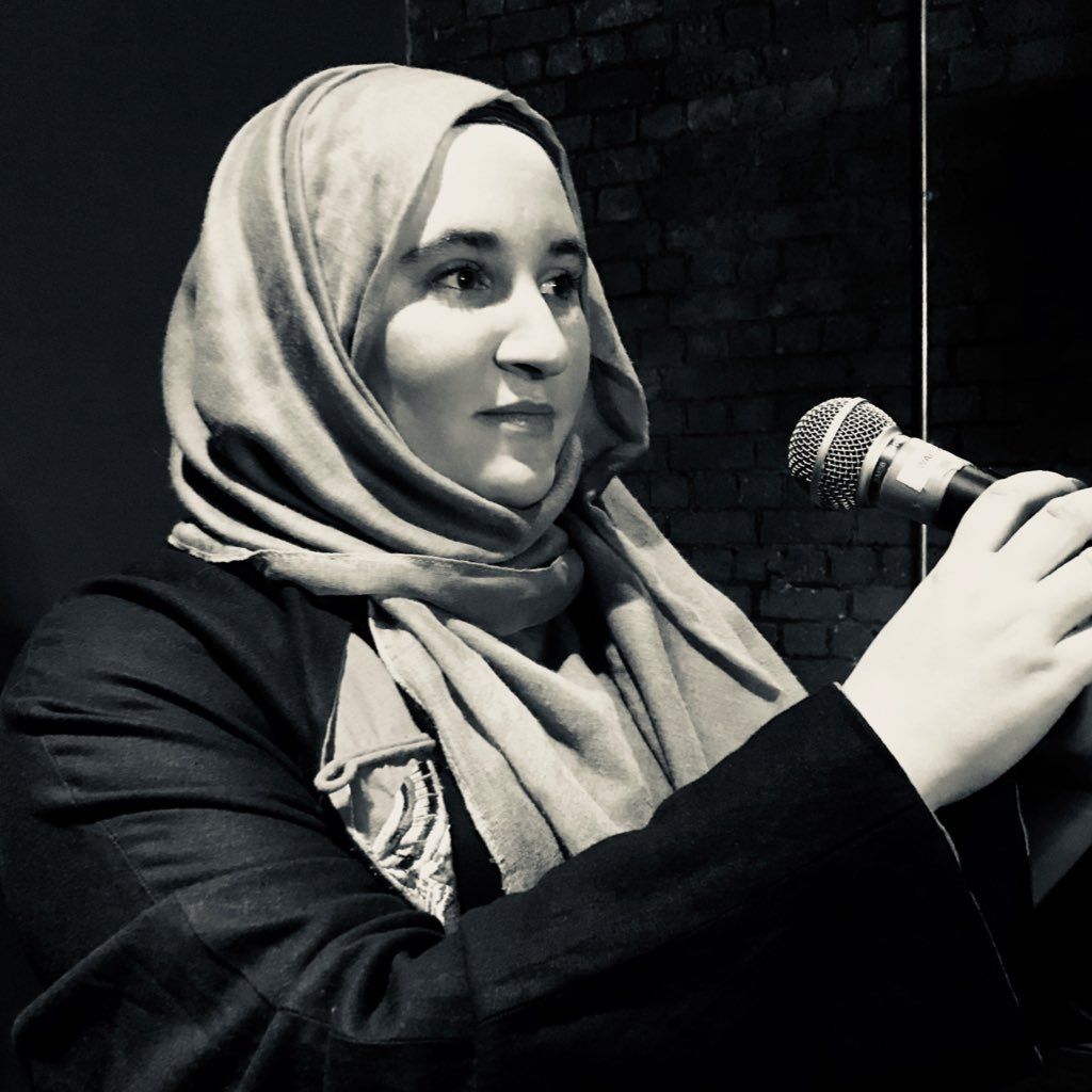 Interview with Hanan Issa Welsh-Iraqi poet and writer.